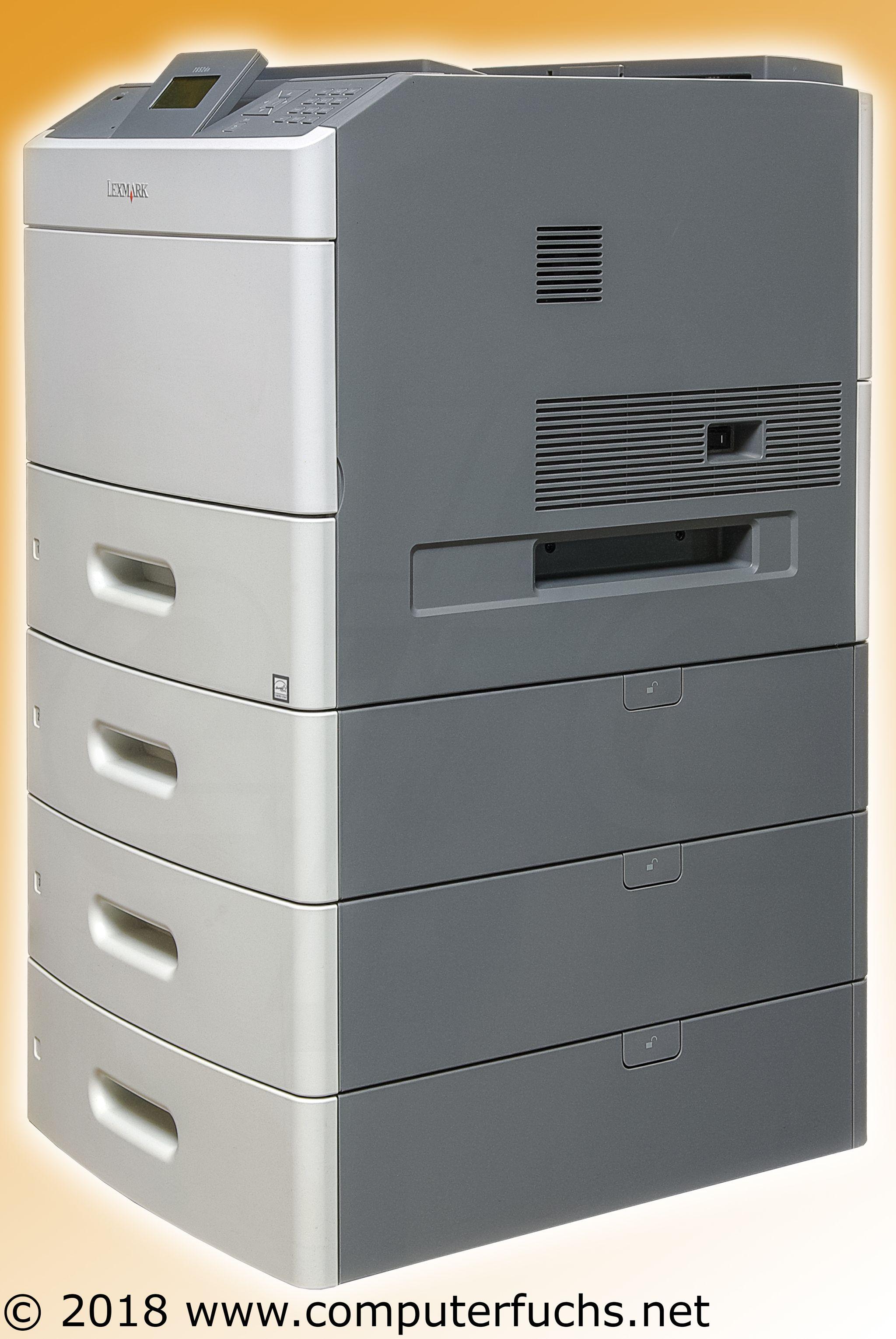 Lexmark-Optra-T652dn-T652dtn-Laserdrucker-30G0202-verschiedene-Varianten
