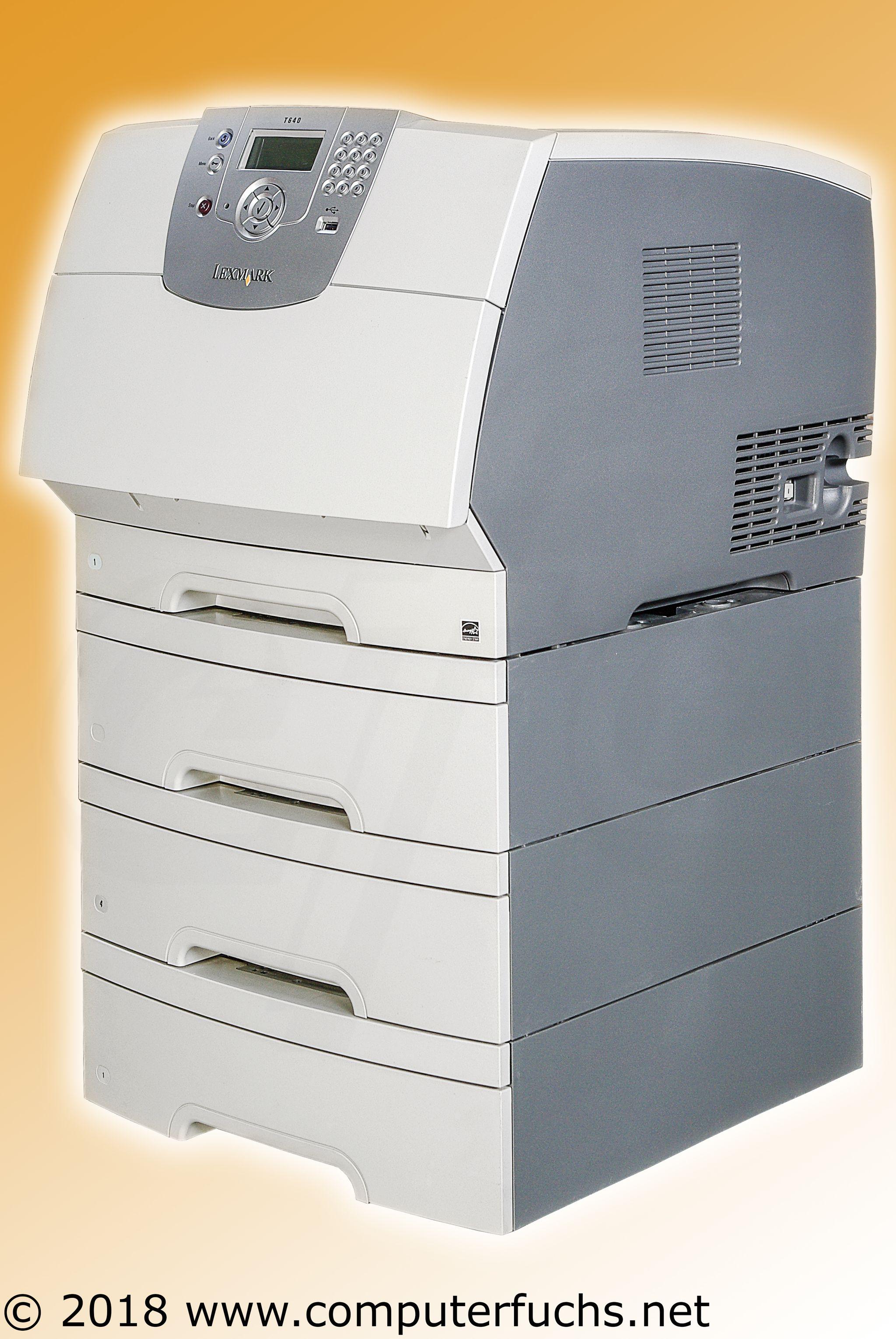Lexmark-T640n-T640dn-T640dtn-1200dpi-20G0151-NEU-OVP-verschiedene-Varianten