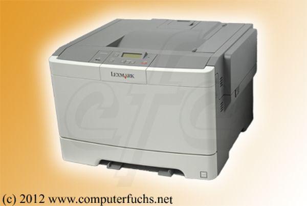 LEXMARK-OPTRA-C544n-unter-50-000-Farb-Laserdrucker-Netzwerk-26C0080