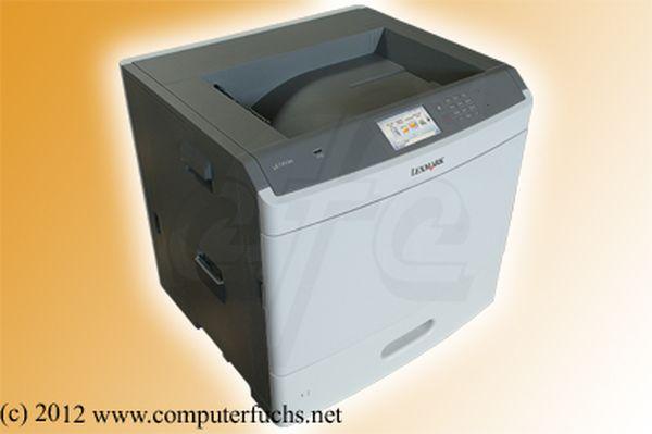 LEXMARK C792de A4 Farblaserdrucker Netzwerk 47S/min 512MB 47B0071 °